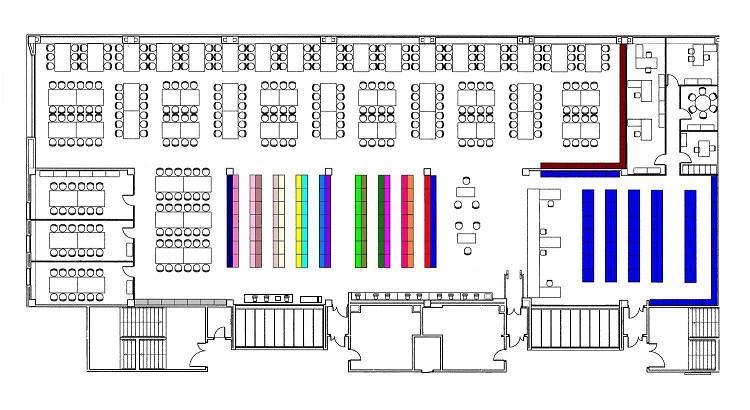 Planos Biblioteca Universidad De Sevilla