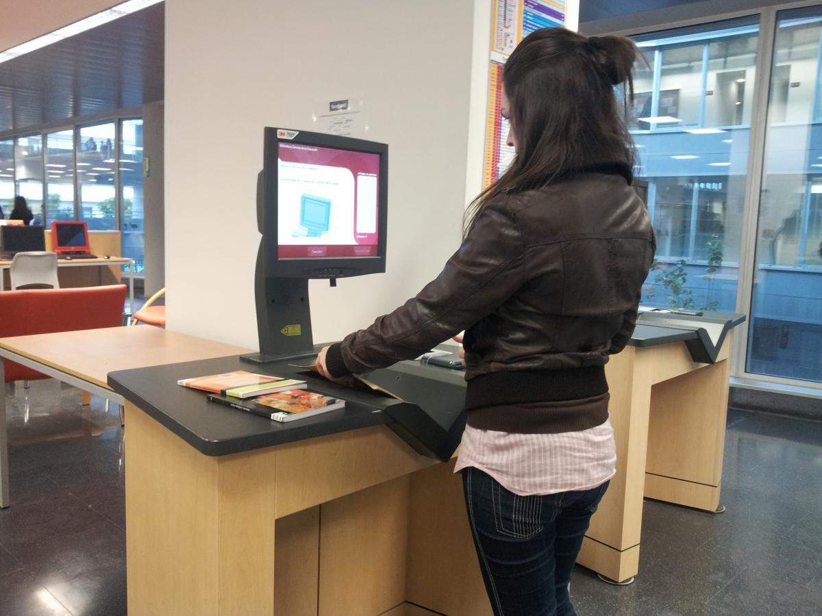 La Biblioteca Municipal contará con una máquina de autopréstamo de libros