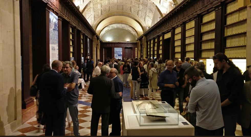 Inauguración exposición Guadalquivir: mitos y leyendas de un río.