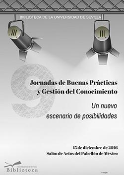 IX Jornadas de Buenas Practicas y Gestión del Conocimiento de la BUS