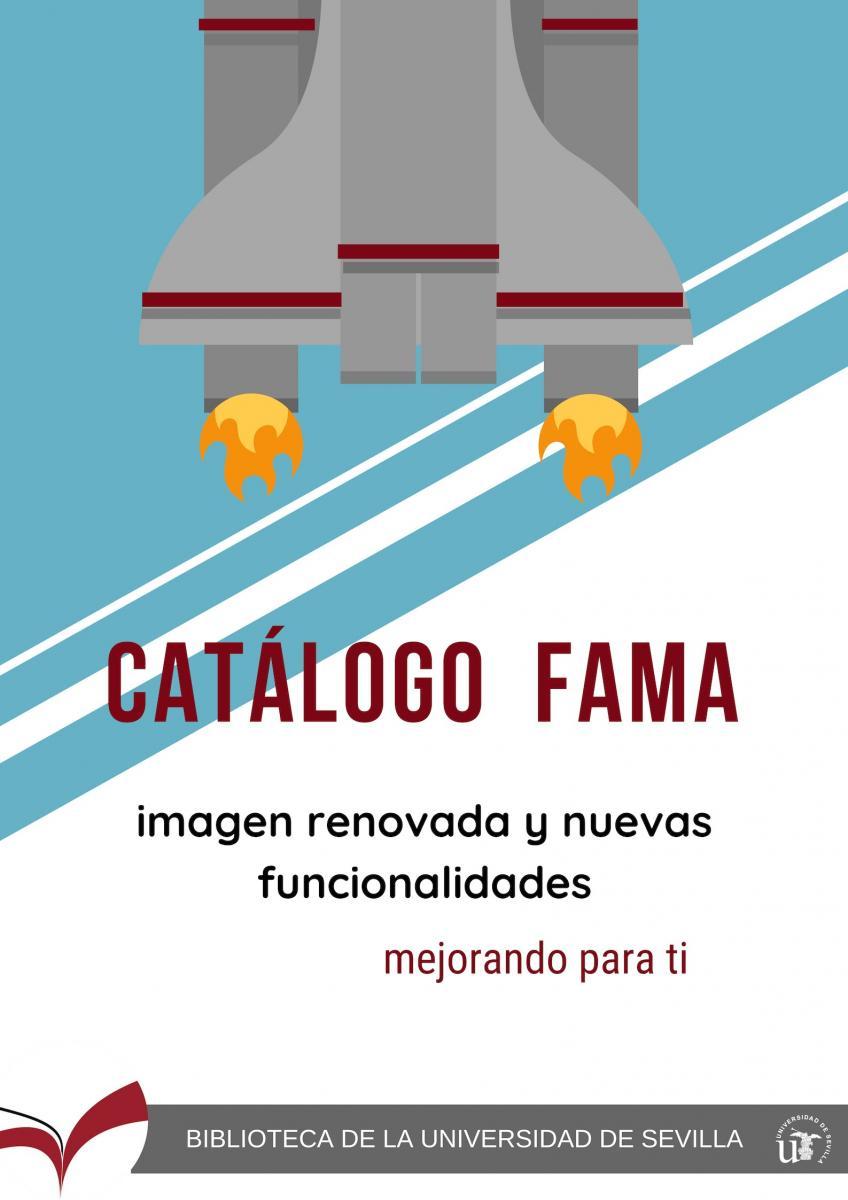 Catálogo Fama, imagen renovada