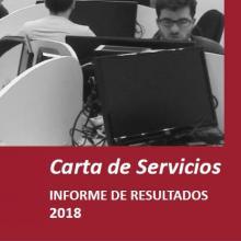 Carta de Servicios de la BUS. Informe 2018