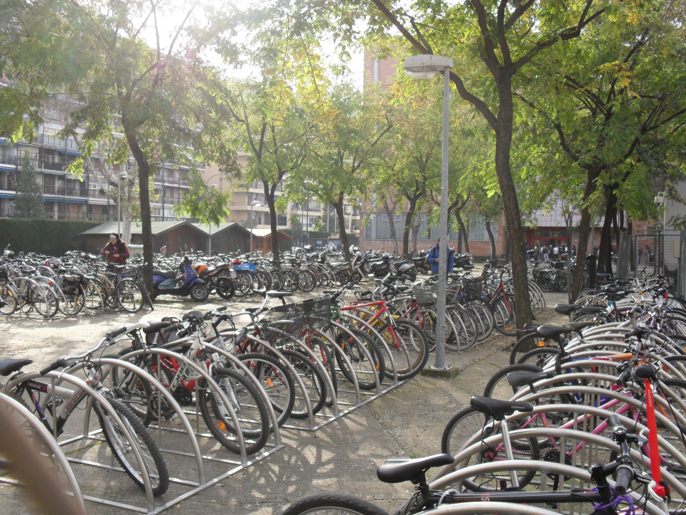 El Bicicletero, antes de 2013
